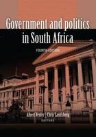 Government and Politics in South Africa (Paperback)