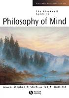 The Blackwell Guide to Philosophy of Mind - Blackwell Philosophy Guides (Paperback)