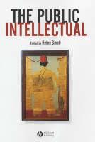 The Public Intellectual (Hardback)