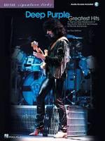 Deep Purple: Greatest Hits - Signature Licks (Paperback)