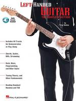 Left-Handed Guitar Technique (Book/Online Audio) (Paperback)