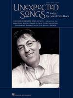 Don Black: Unexpected Songs (Book)