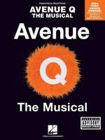 Avenue Q: The Musical (Piano) (Paperback)