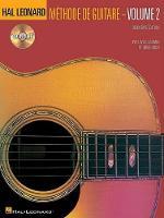 Hal Leonard Methode De Guitare Volume 2 (Deuxieme Edition Avec CD)