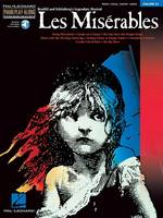 Les MiseRables: Piano Play-Along Volume 24 (Book)