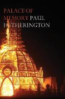 Palace of Memory: An Elegy (Paperback)