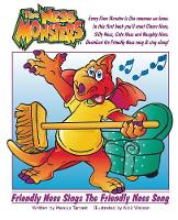 Friendly Ness Sings the Friendly Ness Song: Sing Along with the Ness Monsters (Paperback)