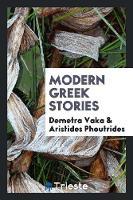 Modern Greek Stories (Paperback)