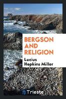 Bergson and Religion (Paperback)