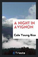 A Night in Avignon (Paperback)