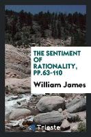 The Sentiment of Rationality (Paperback)