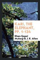 Kari, the Elephant (Paperback)