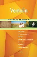 Ventolin 598 Questions to Ask That Matter to You (Paperback)