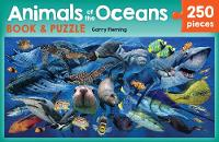 Oceans of the World Book and Puzzle (Paperback)