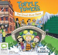 The Great River Race - Toffle Towers 2 (CD-Audio)