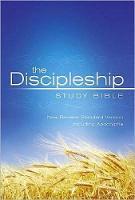 The Discipleship Study Bible: New Revised Standard Version including Apocrypha (Hardback)