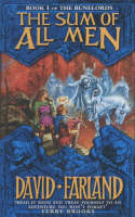The Sum of All Men: Book One of the Runelords Series - Runelords S. No. 1 (Paperback)