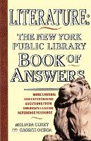 Literature: New York Public Library Book of Answers (Paperback)