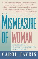 The Mismeasure of Woman (Paperback)