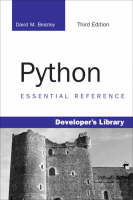 Python Essential Reference (Paperback)