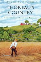 Thoreau's Country: Journey Through a Transformed Landscape (Paperback)