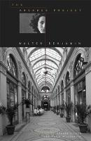 The Arcades Project (Paperback)