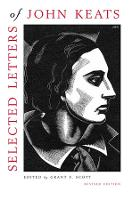 Selected Letters of John Keats: Based on the texts of Hyder Edward Rollins, Revised Edition (Paperback)