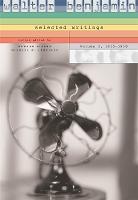 Walter Benjamin: Selected Writings: 1935-1938 3 (Paperback)