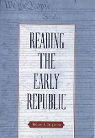 Reading the Early Republic (Paperback)
