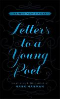 Letters to a Young Poet (Hardback)