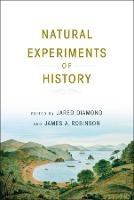 Natural Experiments of History (Paperback)