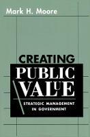 Creating Public Value