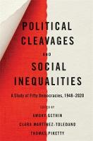 Political Cleavages and Social Inequalities: A Study of Fifty Democracies, 1948-2020 (Hardback)