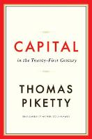 Capital in the Twenty-First Century (Hardback)