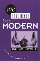 We Have Never Been Modern (Paperback)