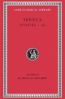 Epistles, Volume I: Epistles 1-65 - Loeb Classical Library *CONTINS TO info@harvardup.co.uk (Hardback)