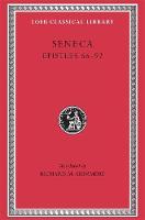 Epistles, Volume II: Epistles 66-92 - Loeb Classical Library *CONTINS TO info@harvardup.co.uk (Hardback)