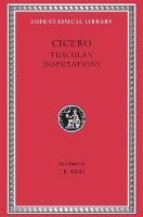 Tusculan Disputations - Loeb Classical Library *CONTINS TO info@harvardup.co.uk (Hardback)