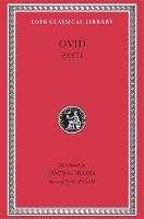 Fasti - Loeb Classical Library *CONTINS TO info@harvardup.co.uk (Hardback)