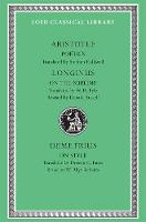 Poetics. Longinus: On the Sublime. Demetrius: On Style - Loeb Classical Library *CONTINS TO info@harvardup.co.uk (Hardback)