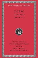 Philippics 1-6 - Loeb Classical Library *CONTINS TO info@harvardup.co.uk (Hardback)