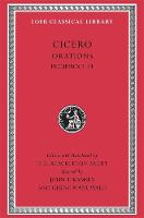 Philippics 7-14 - Loeb Classical Library *CONTINS TO info@harvardup.co.uk (Hardback)