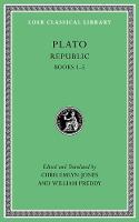Republic, Volume I: Books 1-5 - Loeb Classical Library *CONTINS TO info@harvardup.co.uk (Hardback)