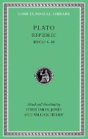 Republic, Volume II: Books 6-10 - Loeb Classical Library *CONTINS TO info@harvardup.co.uk (Hardback)