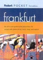 Pocket Frankfurt - Pocket Guides (Paperback)