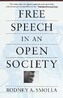 Free Speech In An Open Society (Paperback)