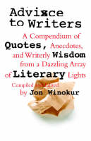 Advice to Writers (Paperback)