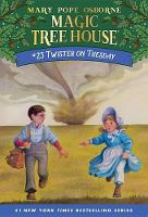 Magic Tree House 23 Twister On Tuesday (Paperback)