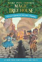 Magic Tree House 24 Earthquake In The Early Morning (Paperback)