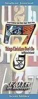7 Things Christians Don't Do - Student: And What to Do Instead (Paperback)